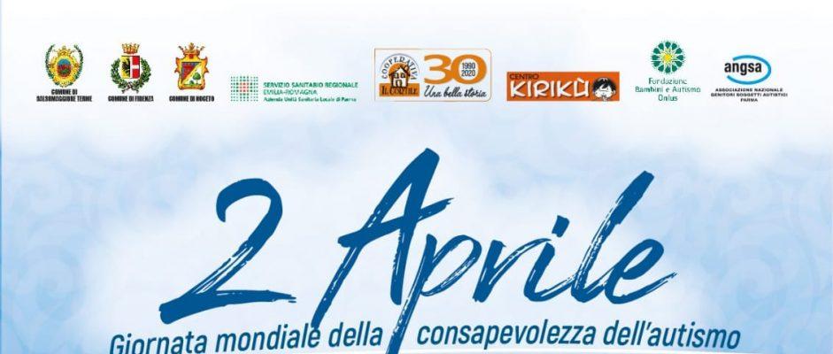 2 Aprile giornata mondiale di consapevolezza dell'autismo